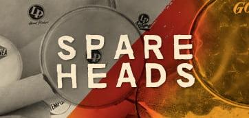 spareheads
