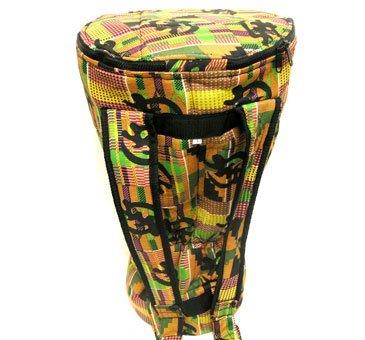 Djembe Bag Large Kente Samba World