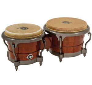 LP Pro Durian Wood Bongos
