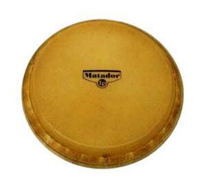 """Latin Percussion 11-3/4"""" natural Conga Head"""