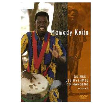 Mamady Keita Dvd Vol3 1