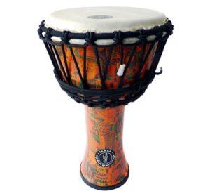 Djembe Drum 8.5'' Tribal